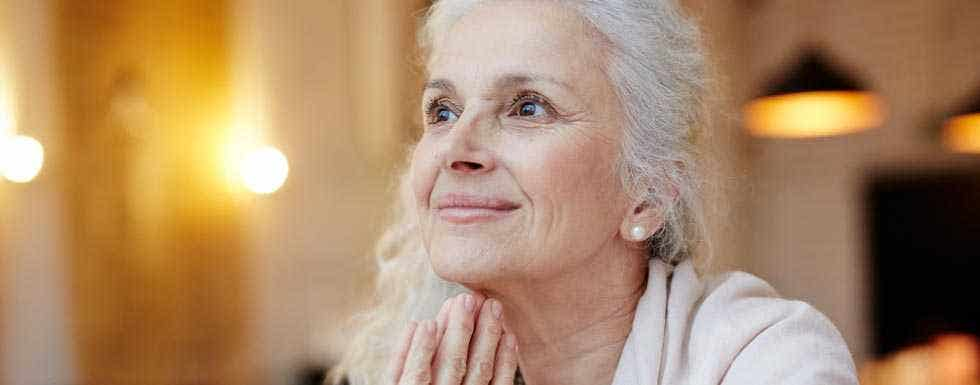 Gray Hair, Glutathione and Stress - Healthy Goods